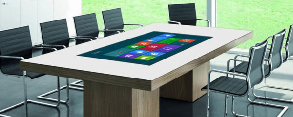 Mobilier tactile